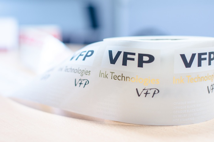Label - VFP Ink Technologies